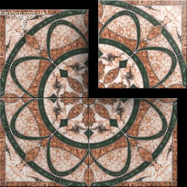 ������ ���������, Golden Tile, ����� 300x300 mm, 1�2